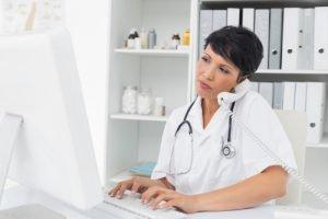 Teelefontraining Telefonseminar Arztpraxis