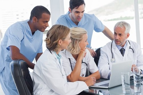 Führung Arztpraxis