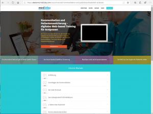 Webinar Arztpraxis: Digitale Fortbildung MFA